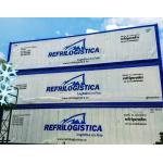 Contenedores Refrigerados vende  Refrilógistica