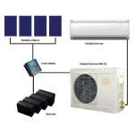 Aire Acondicionado Solar vende  Energy Transitions SAS EPS