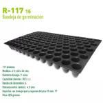 Bandeja de Germinación R-117 en  Agrofertas®