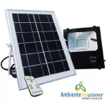 Reflector Led con Panel Solar 20 W en  Agrofertas®