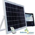 Reflector Led con Panel Solar 50 W en  Agrofertas®