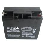 Batería Seca SLA  TB-PLUS de 12V - 18 AH en  Agrofertas®
