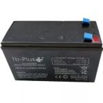 Batería Seca TB-PLUS de 12V - 9 A en  Agrofertas®