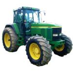 Tractor John Deere 7710 de  Newman