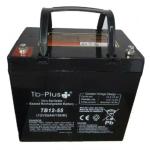 Batería Seca  TB-PLUS de 12 V 55 A en  Agrofertas®
