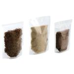 Bolsa Flex Up Transparente Zipper en  Agrofertas®