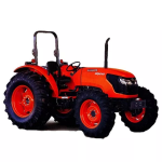 Tractor Agrícola Marca Kubota Modelo  M-9540 DT de  Luyma SA