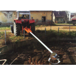 Mezclador de Estiércol para Usar con Tractor en  Agrofertas®