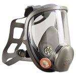 Máscara de Protección Facial Completa  3m 6000 en  Agrofertas®