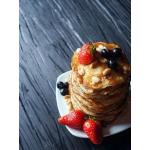 Harina Preparada sin Gluten Wafles y Hotcakes vende  Mia Natural Food