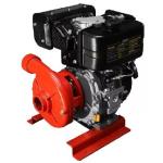 Motobomba Presión Motor Diesel Arranque Manual en  Agrofertas®