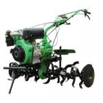 Motocultor Diésel 10HP Arranque Manual Ecomax en  Agrofertas®