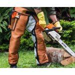 Pierneras Profesionales de Protección para Motosierrista en  Agrofertas®