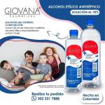 Alcohol Etílico Antiséptico en  Agrofertas®