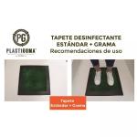 Tapete Desinfectante Estándar + Grama en  Agrofertas®