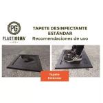 Desde Agrofertas entras en contacto con Plastigoma S.A.S para  cotizar o comprar Tapete Desinfectante Estándar