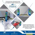 Estación de Desinfección Automática para Vehículos vende  Inversiones Federico Madrid SAS