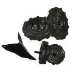 Kit ruedas para Motoazada en  Agrofertas®