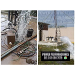 Mantenimiento de Pozos Profundos vende  Perforación y Mantenimiento de Pozos Profundos Power Perforaciones