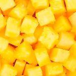 Fruta Congelada  de Piña en  Agrofertas®