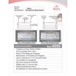 Tapabocas Desechable Ref 4990 en  Agrofertas®