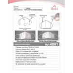 Tapabocas Desechable Ref 4991 en  Agrofertas®