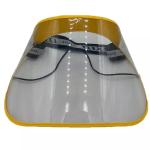Visor ajustable para casco de seguridad industrial vende  KLEF S.A.S