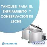 Tanques para Enfriamiento y Conservación de la leche vende  Henry Antonio Carvajal