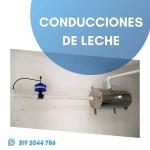 Conducciones de Leche vende  Henry Antonio Carvajal