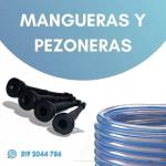 Mangueras y Pezoneras vende  Henry Antonio Carvajal