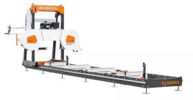 Aserradero de cinta Mill Logosol B751 en  Agrofertas®