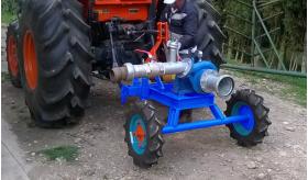 Tractobombas III-60 en  Agrofertas®