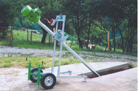 Mezclador de Estiércol con Motor Eléctrico en  Agrofertas®