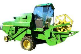 Cosechadora John Deere 942 en  Agrofertas®
