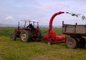 Cosechadora Doble Picado (Double Chop) en  Agrofertas®