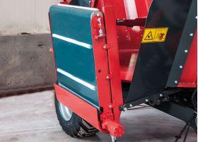 Mezclador Vertical 5m³ en  Agrofertas®