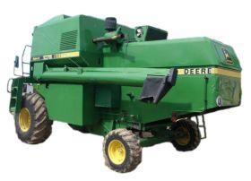 Cosechadora John  Deere 1075 en  Agrofertas®