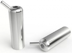 Funda para Pezonera Acero Inoxidable Agujero 16 mm en  Agrofertas®