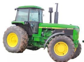 Tractor John Deere 4650 en  Agrofertas®