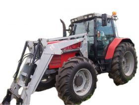 Tractor Massy Ferguson 6190 en  Agrofertas®