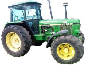 Tractor John Deere 3640 en  Agrofertas®