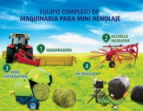 Equipo de Henolaje en  Agrofertas®