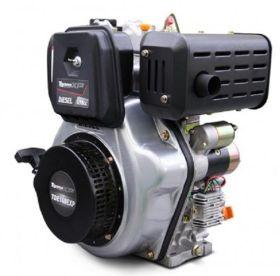 """Motor Diésel 14HP - Arranque Eléctrico Eje Mixto 1"""" en  Agrofertas®"""