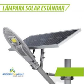 Lampara Solar Led sin Poste Línea Estándar 90W 9m 6 Horas en  Agrofertas®