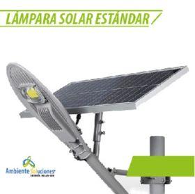 Lampara Solar Led sin Poste Línea Estándar 30W 6m 12 Horas en  Agrofertas®