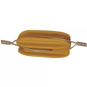 Aislador Tipo Pera Ovalado en  Agrofertas®