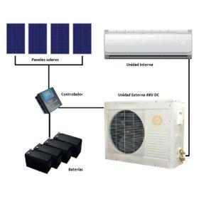 Aire Acondicionado Solar en  Agrofertas®