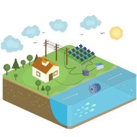 Generador de Energía Limpia en  Agrofertas®