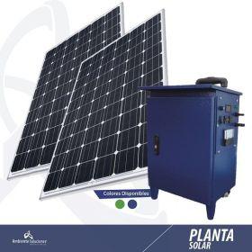 Planta Solar Básico en  Agrofertas®