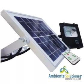 Reflector Led con Panel Solar 10 W en  Agrofertas®